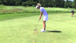 Video Do You Tend to Push Your Putts to the Right? download MP3, 3GP, MP4, WEBM, AVI, FLV Juli 2018