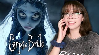 I Watched **CORPSE BRIDE** For The FIRST TIME And Its Better Than THE NIGHTMARE BEFORE CHRISTMAS!