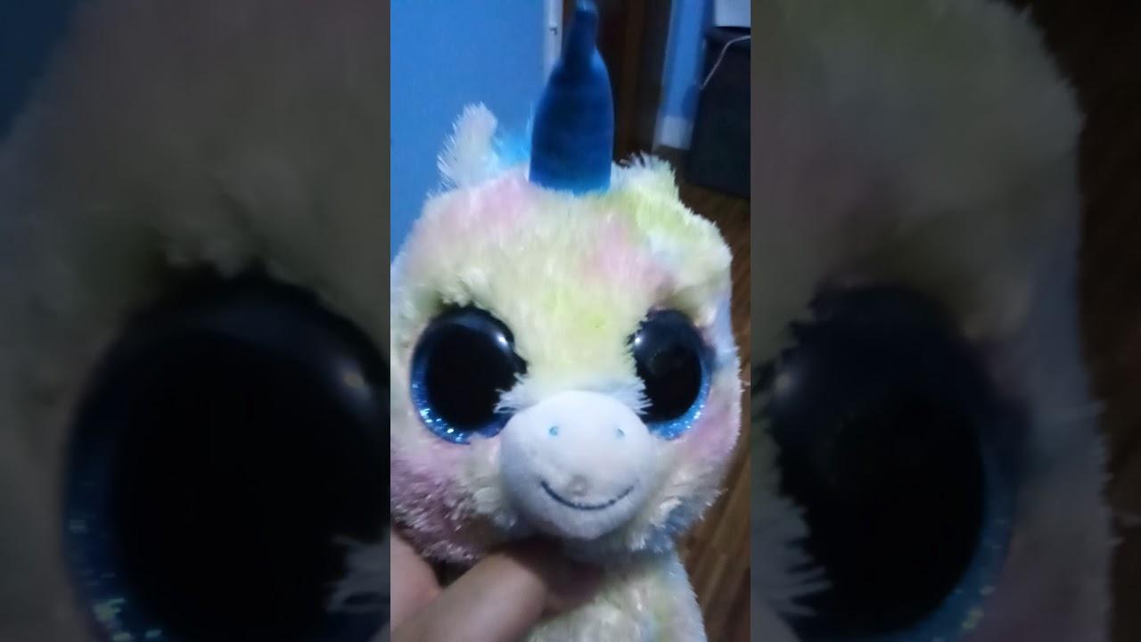 My beanie boo blitz the unicorn - YouTube 3fc3504da8d