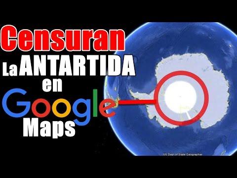 10 Lugares CENSURADOS en Google Maps por motivos PERTURBADORES  FoolBox TV lugares  google maps