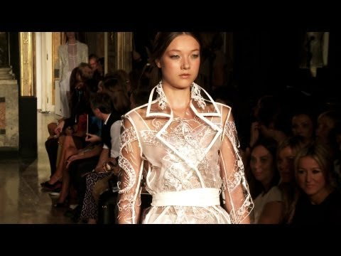Emilio Pucci Spring/Summer 2013 - Videofashion