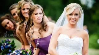 18+ Голые и смешные невесты 18+ Naked and funny bride.