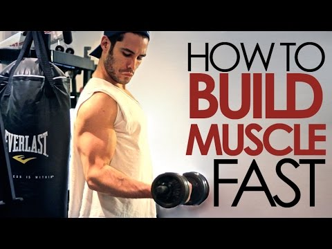 How to Build Muscle (5 Easy Steps) - YouTube