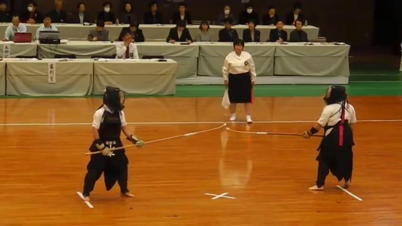 皇后杯 全日本なぎなた選手権大...