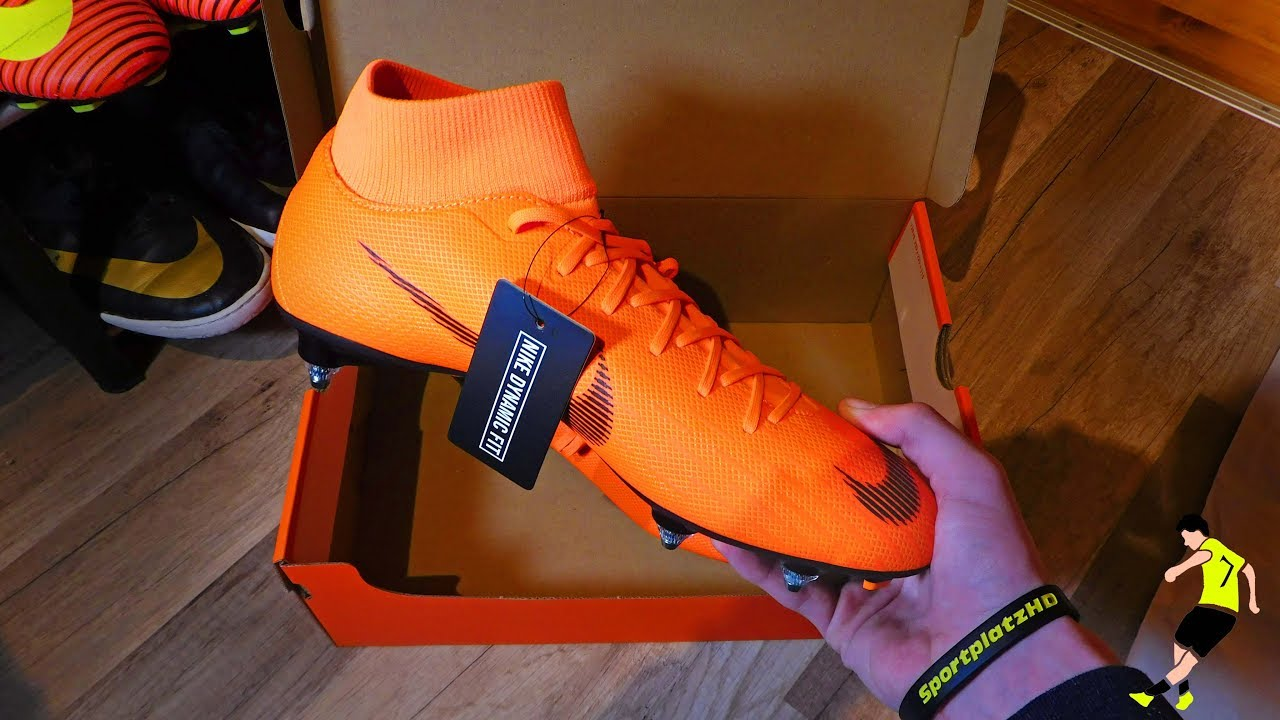 best service b820c 5225b Nike Mercurial Superfly 6 Academy: Boots from CR7 & Neymar