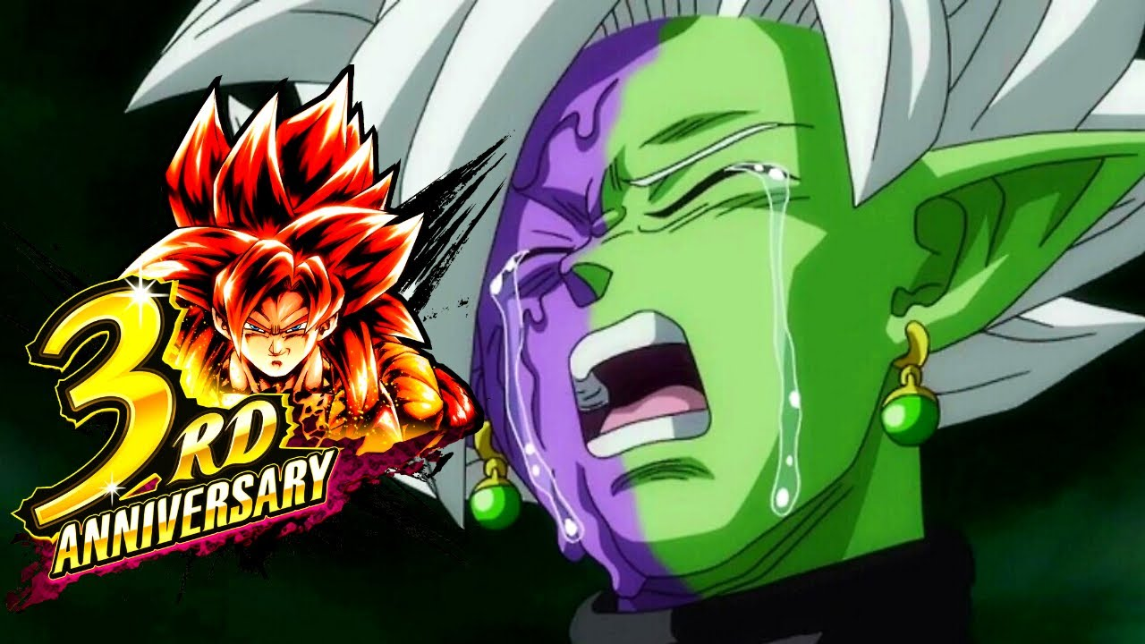 Dragon Ball Legends IS VERY DISAPPOINTING!- THE 3RD YEAR ANNIVERSARY IS DRY!- WHERE IS THE CONTENT?!