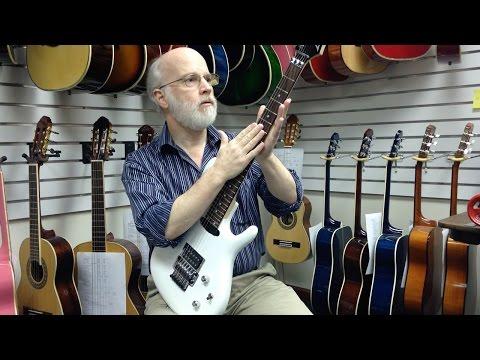 Guitar Fails Part 2 - Ibanez JS140 Joe Satriani Signature