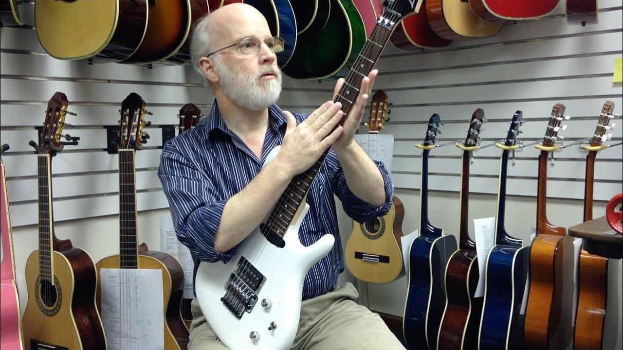guitar fails part 2 ibanez js140 joe satriani signature [ 1280 x 720 Pixel ]