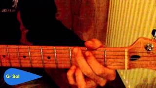 Canta La Chitara - Directia 5 O fata ca ea Tutorial chitara