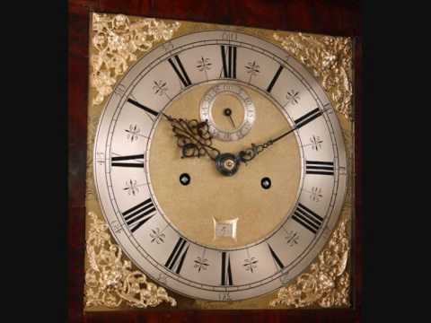 Marquetry longcase/grandfather clocks from www.british-antiqueclocks.com