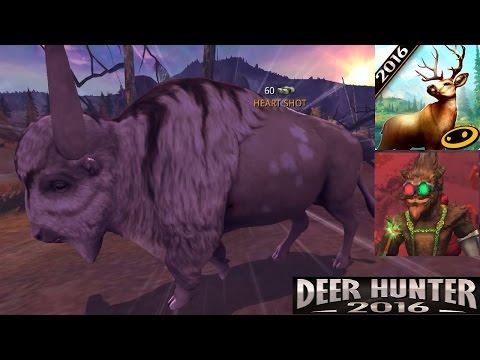 Deer Hunter 2016 1 Hour Hunt Part 7