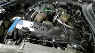 HKS Twin Turbo Supra Build #5 - Lots Of Progress