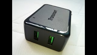 Tronsmart WC2F Dual Quick charger