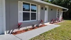 NEWLY REMODELED HOME FOR SALE! 4477 Meager Circle, Port Charlotte, FL  33948