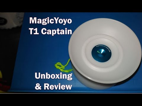 MagicYoyo T1 Captain Unboxing And Review