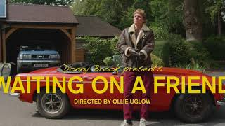Donny Brook - Waiting on a Friend