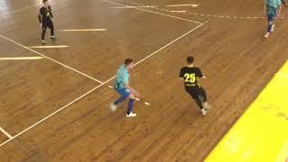 Чемпионат РБ по мини футболу 2021 2 тур СТФК Liga GYM 1 тайм