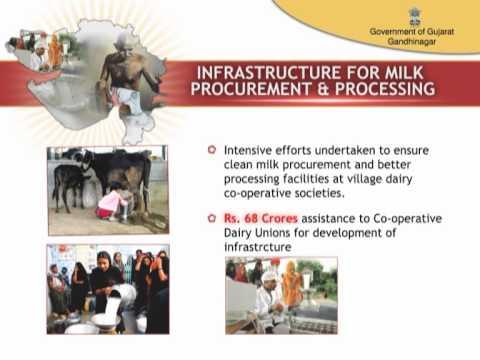 Slide Show-Realizing Gram Swaraj by Boosting Milk Economy in Gujarat