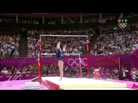 London 2012 Olympics Womens Artistic Gymnastics Individual All Around Finals