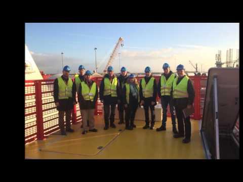 Virginia Offshore Wind Coalition Denmark United Kingdom 2015