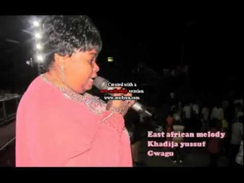 Gwagu Khadija Yussuf-East African melodies - YouTube