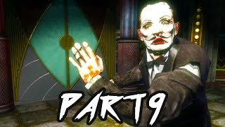 FORT FROLIC!! Bioshock The Collection Gameplay Walkthrough Part 9 (1080p 60fps PS4/XB1)
