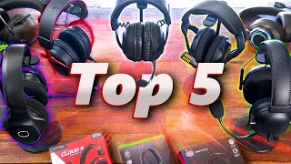 Top 5 Gaming Headsets of 2020!