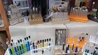 видео Пипетка измерительная стеклянная