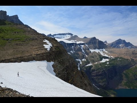Backpacking Glacier National Park: The Flattop, Fifty Mountain, Granite Park Loop.