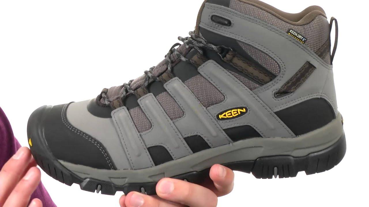 Keen Utility Omaha Mid Waterproof Soft Toe SKU:8642330