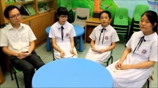 香港青少年科技創新大賽 2012-13 小學組得獎學生訪問