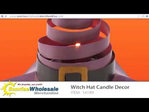 Halloween Items Available Now On Sunrise Wholesale - YT