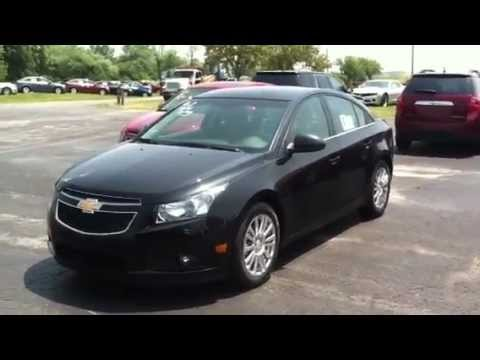 2012 Chevy Cruze Eco Black Granite Washington Court