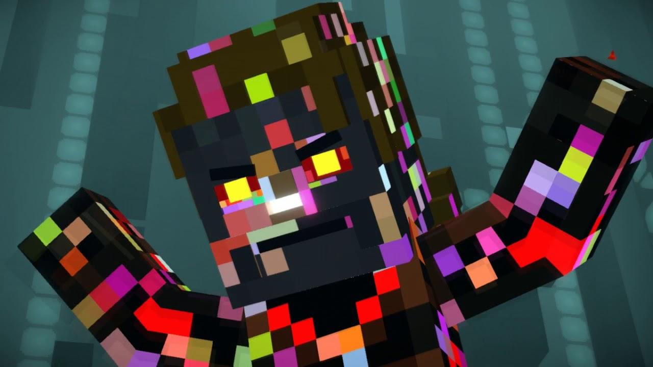 Admin Romeo Final Boss Fight Minecraft Story Mode Season 2