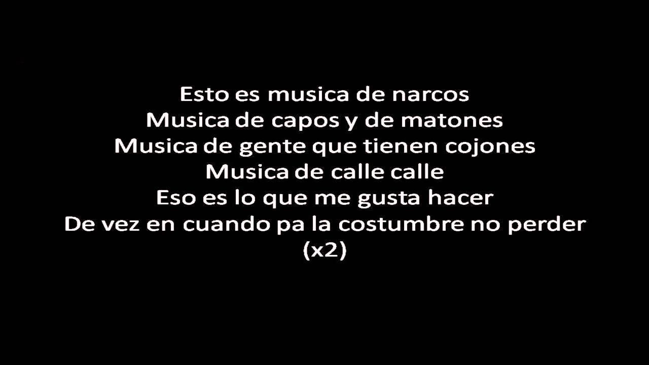 Arcangel - Musica De Calle (Letra) - YouTube