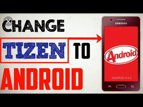 The secret of Tizen (how to enter android setting on tizen)