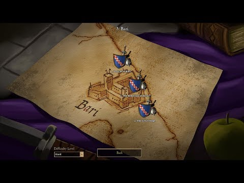 Age of Empires II: The Forgotten Campaign - 3.3 Bari: The Great Siege