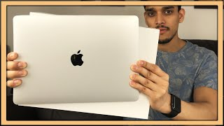 Unboxing & Review | I Finally Got It! 13-inch Silver 2020 MacBook Air