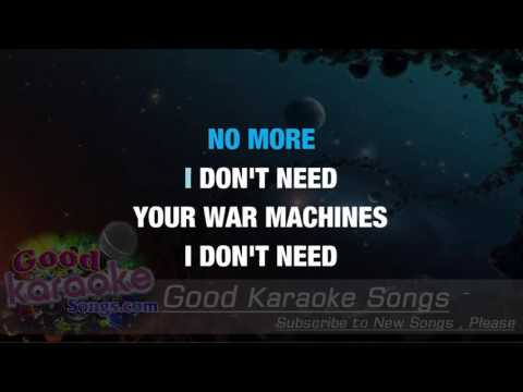American Woman - Lenny Kravitz ( Karaoke Lyrics )