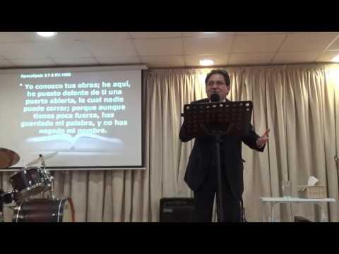 """""""Puertas Abiertas 2""""  Pr. Claudio Aguilera"""