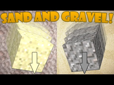 Thumbnail: Why Sand and Gravel Fall - Minecraft