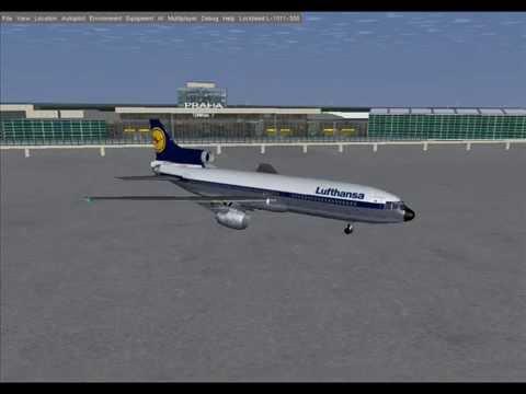 FlightGear liveries 737,DC-10, DC-9, Tristar, Tu-1