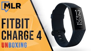 Fitbit Charge 4 Unboxing // New Fitbit Charge 4 Features Explored