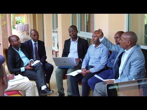 HIGHLIGHT: CONSULTATIVE MEETING ON MINING REGULATIONS