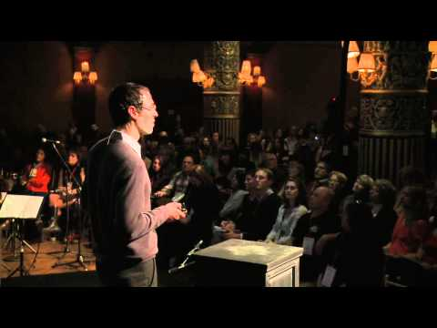 From New York to Africa, why food is saving the world: Brian Halweil at TEDxManhattan