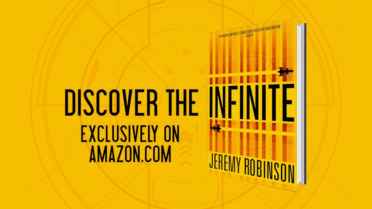 Beware Of Monsters  International Bestselling Author €� Jeremy Robinson