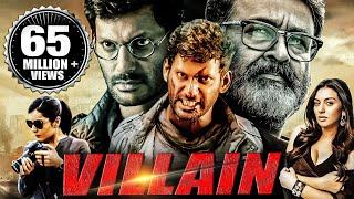 Kaun Hai Villain (Villain) 2018 NEW RELEASED Full Hindi Dubbed Movie   Vishal, Mohanlal, Hansika