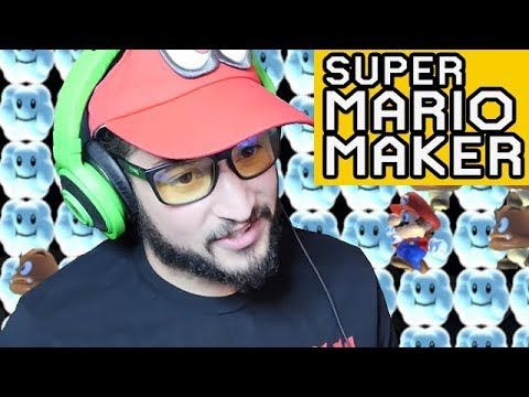 WHY IS THIS SO HARD ??? - SUPER MARIO MAKER