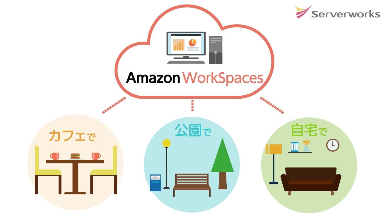 クラウド型仮想デスクトップ「Amazon WorkSpaces」ご紹介 [01]