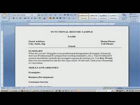 Resume Writing Tips How to Make a Resume for Homemaker Going Back